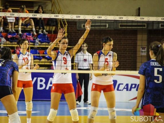 Odbojkašice Srbije večeras za potvrdu prvog mesta u kvalifikacijama