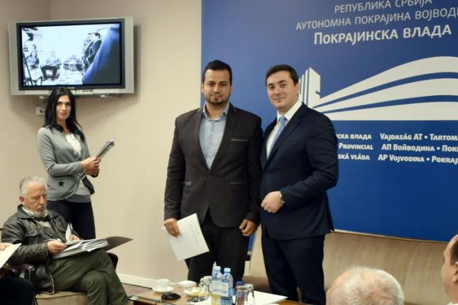 Pokrajina dodelila još 2 miliona dinara za nastavak obnove Letnje pozornice