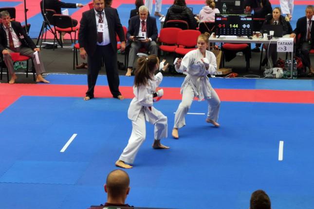 Karate: Sedam medalja Spartak Enpija sa Svetskog prvenstva u Češkoj