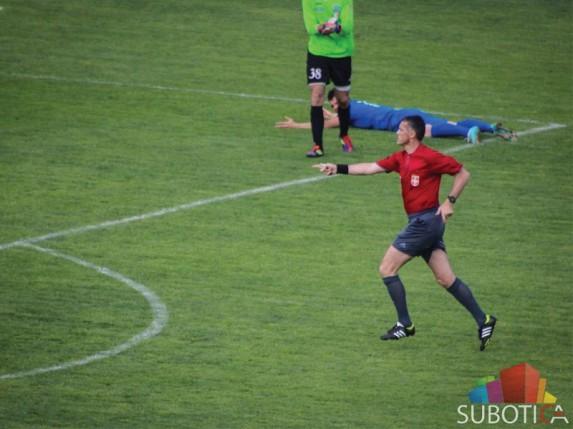 Dva penala za podelu bodova fudbalera Spartaka i Donjeg Srema