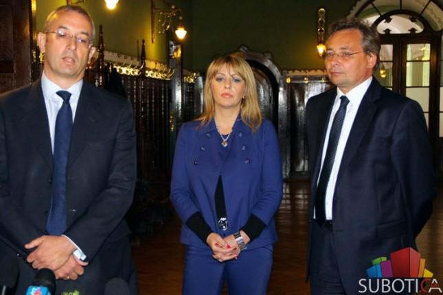Podrška Subotici na evropskom putu