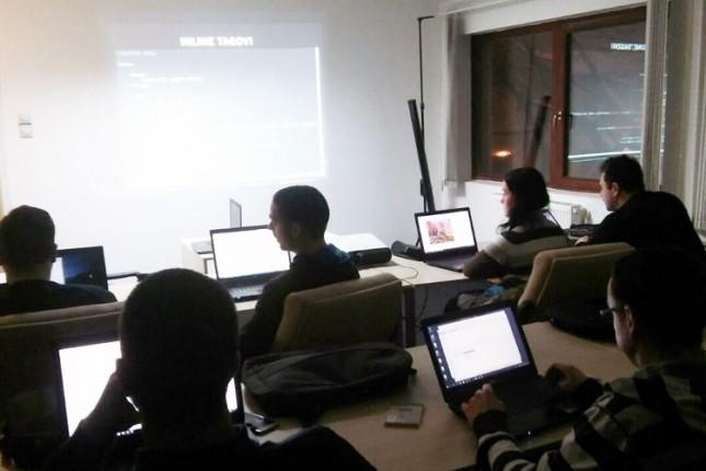 Utisci polaznika kursa iz web programiranja