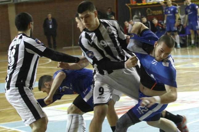 Rukomet: Spartak iznenadio Partizan (24:22)