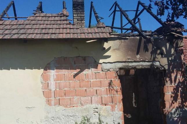 Muškarac poginuo u požaru u Bačkim Vinogradima