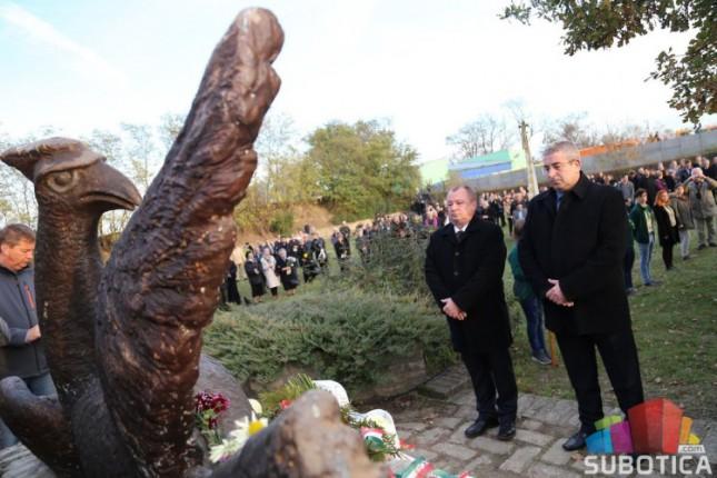Održana komemoracija žrtvama iz Drugog svetskog rata
