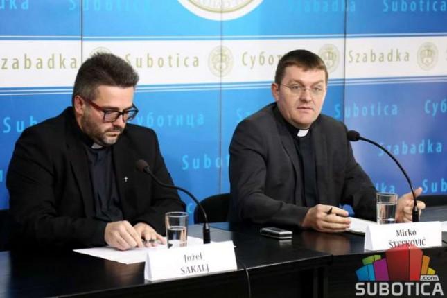 Subotička biskupija obeležava pola veka postojanja