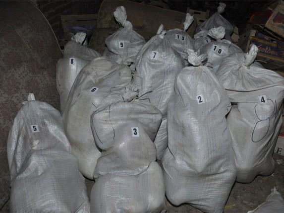 Zaplenjeno 140kg marihuane u Subotici i Somboru