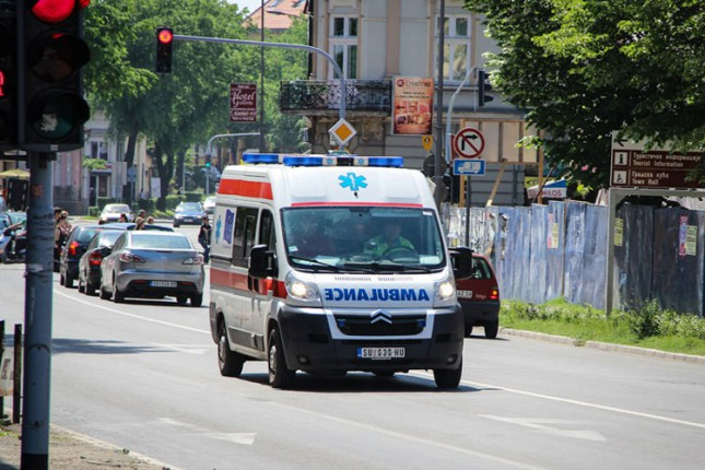 Povećan broj intervencija terenskih ekipa Hitne pomoći