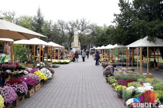"""Otvoren sajam cveća """"Garden flora"""""""