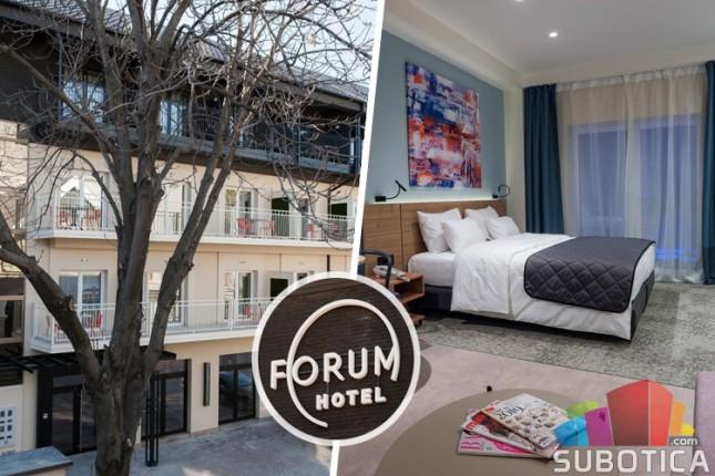 """Hotel """"Forum"""" u renoviranom izdanju pruža vrhunsku uslugu"""