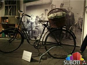 Lifka i bicikl obeležili Noć muzeja u Subotici