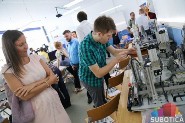 VTŠ predstavio Regionalnu inovacionu laboratoriju