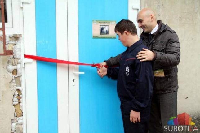 """U MZ """"Makova sedmica"""" otvoren Radni centar za osobe sa invaliditetom"""