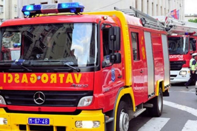 14 saobraćajki i 21 intervencija vatrogasaca tokom prethodne sedmice