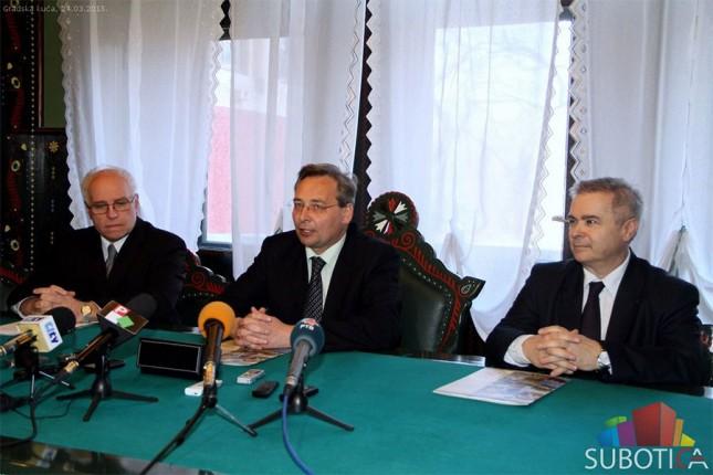 Maglai: Sinagoga ostaje imovina Subotičana