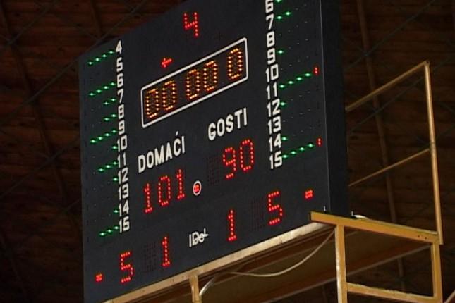 Važna pobeda košarkaša Spartaka protiv OFK Beograda (101:90)