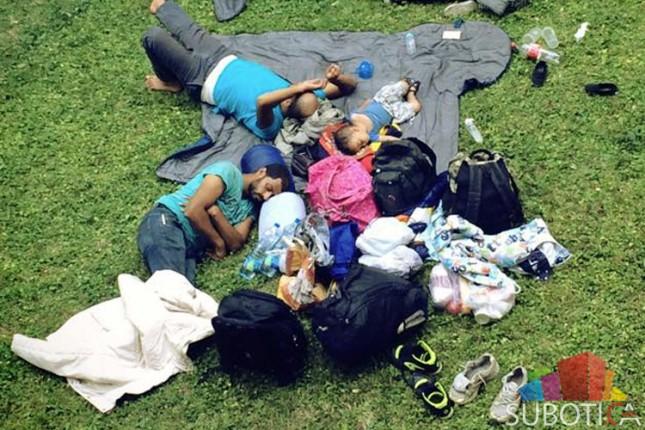 Pokrajina traži da se uvede vanredna situacija u Subotici i Kanjiži zbog migranata