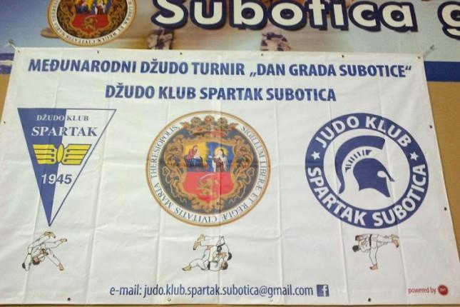 """3. Međunarodni džudo turnir """"Dan grada Subotice"""""""