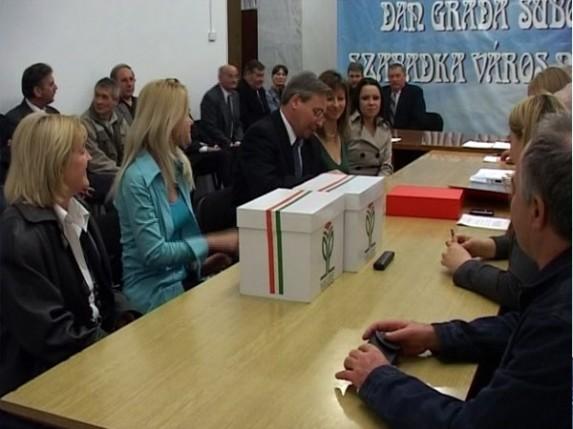 Gr.O. SVM predao listu za lokalne izbore