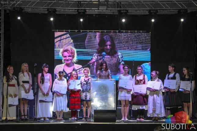 "Bajmok u znaku festivala ""Glas anđela - Tijana Jurić"""