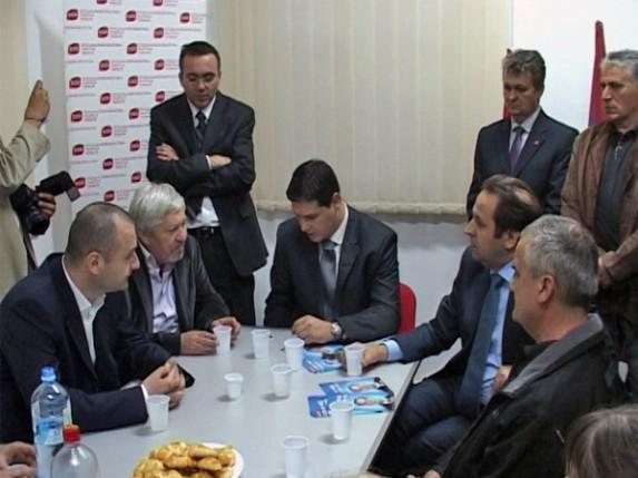 Ljajić otvorio nove prostorije Gr.O. SDPS