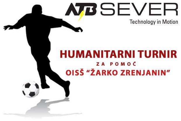 Humanitarni turnir u malom fudbalu u organizaciji ATB Sever
