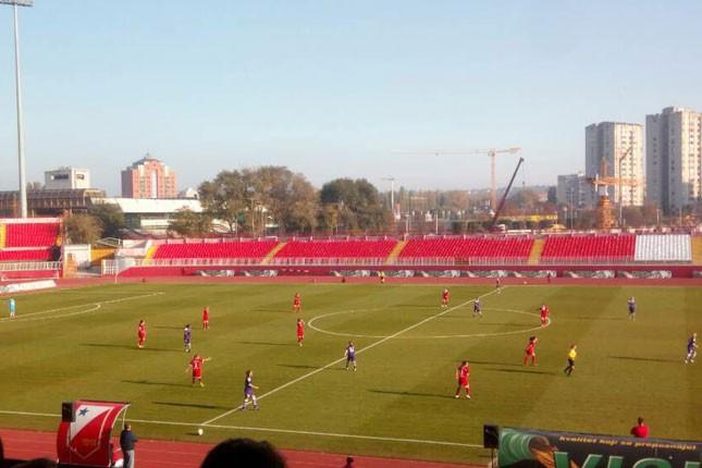 Fudbal (Ž): Spartak siguran protiv Vojvodine (0:5)