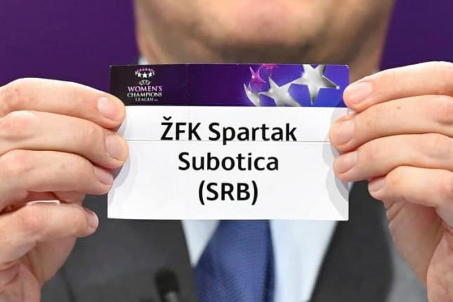 """Fudbal: """"Golubice"""" u Slovačkoj traže prolaz među 32 najbolje ekipe Evrope"""
