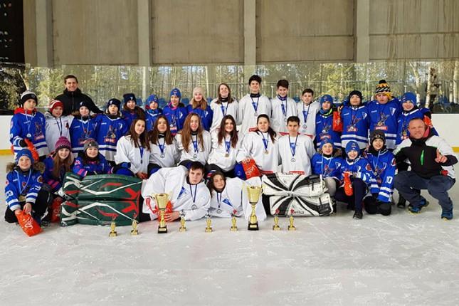 Hokej na ledu: Pregršt aktivnosti mlađih selekcija Spartaka protekle sedmice