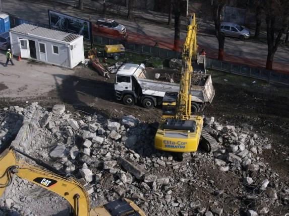 Poziv za otkup građevinskog otpada skeleta