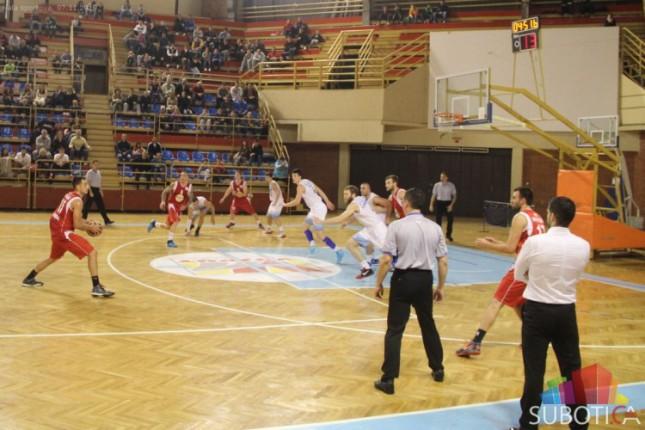 Košarkaši Spartaka prekinuli niz od 5 uzastopnih poraza