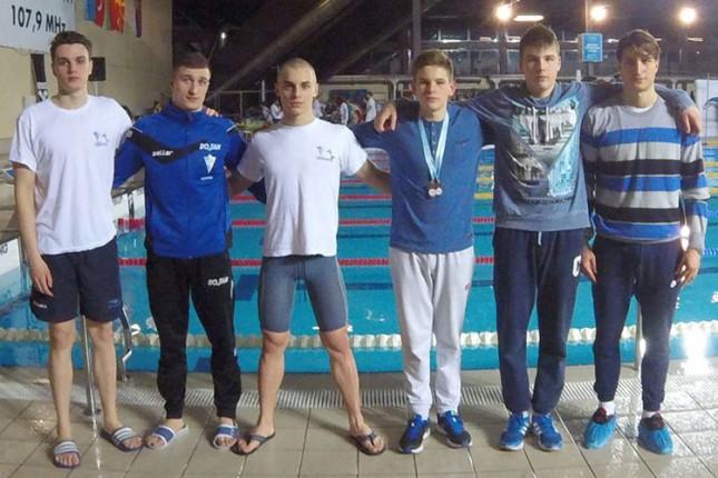 Sedam medalja plivača Spartak-Prozivke na Otvorenom prvenstvu Srbije