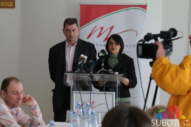 Mađarski pokret izlazi na izbore
