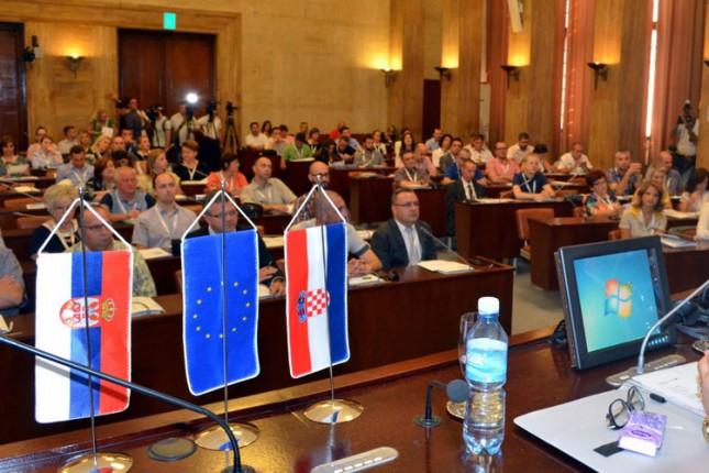 Potpisani ugovori u sklopu Interreg IPA programa prekogranične saradnje Hrvatska - Srbija