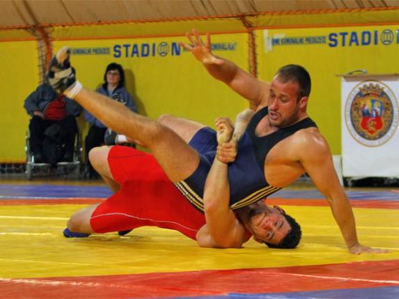 Pobeda rvača Spartaka protiv Radničkog (4:3)