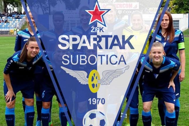Rutinska pobeda fudbalerki Spartaka protiv Vojvodine (8:0)