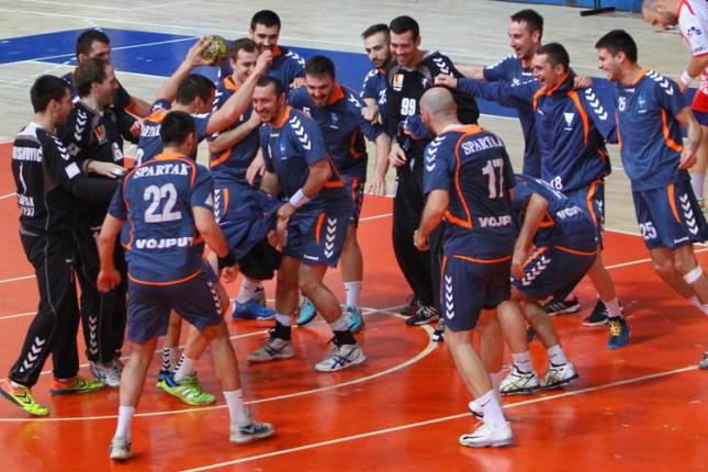 Rukometaši Spartaka na finalnom turniru Kupa Srbije