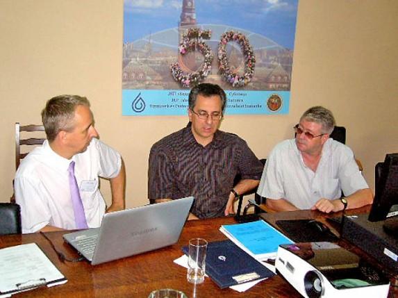 "JKP ""Vodovod i kanalizacija"": Uspešno odbranjen sertifikat za primenu međunarodnih standarda"