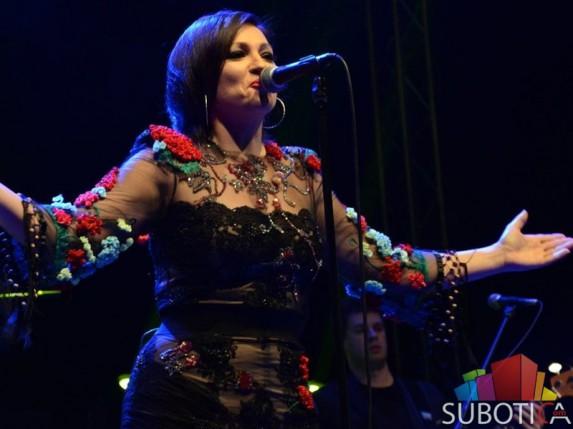 Nina Badrić održala koncert u Hali sportova