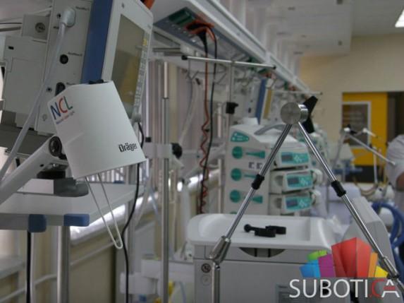 Savremeno odeljenje reanimacije otvoreno danas u subotičkoj bolnici