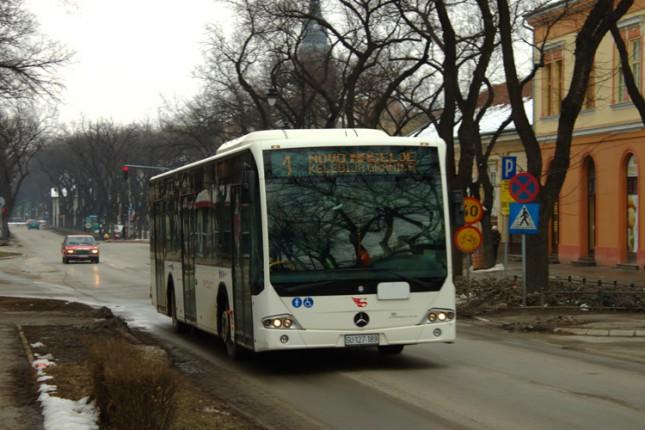 Produžene autobuske linije broj 2 i 8