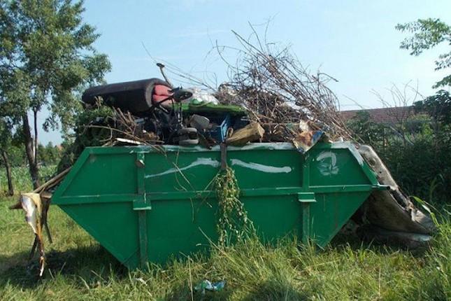 Tokom prolećne akcije prikupljeno 971 tona otpada