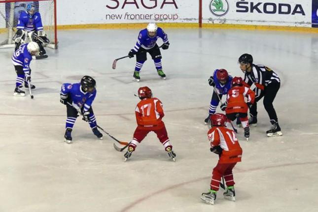 Hokej na ledu: Značajni sportski uspesi mlađih kategorija Spartaka
