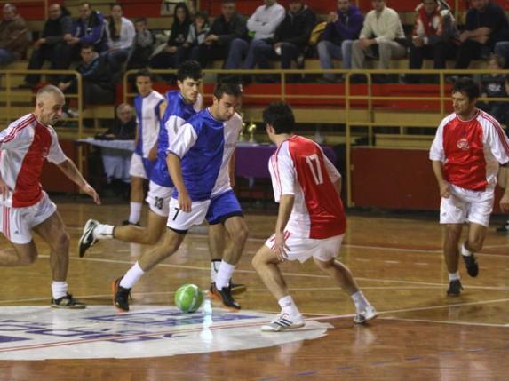 41. Novogodišnji turnir u malom fudbalu