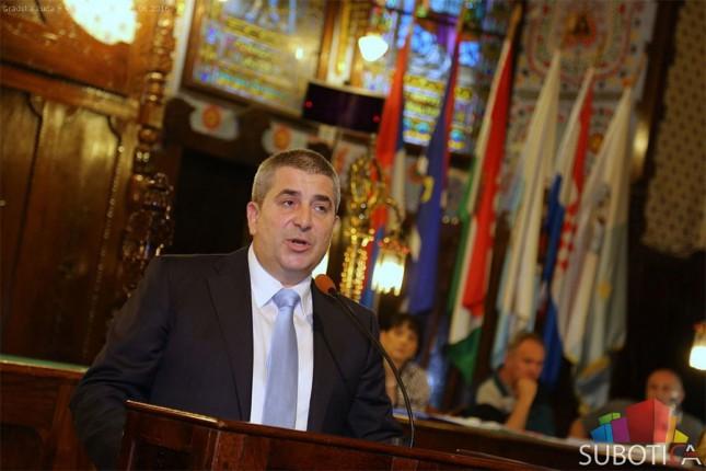 Intervju sa Bogdanom Labanom, novim gradonačelnikom Subotice