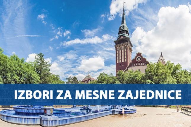 Ubedljiva pobeda Srpske napredne stranke na izborima za mesne zajednice