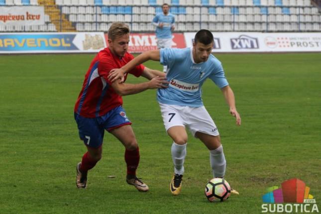 Fudbal: Spartak savladao mladu reprezentaciju Republike Srpske