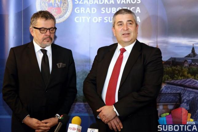 Crnogorski ambasador posetio Suboticu