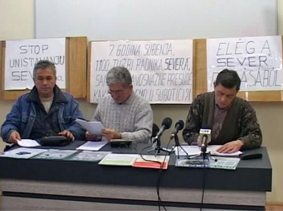"""Solidarnost"" najavljuje nove prijave"