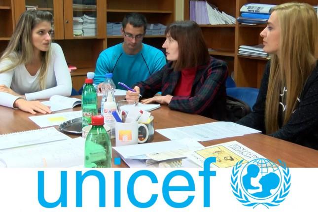 Pomoć Unicefa na zbrinjavanju maloletnih migranata bez pratnje